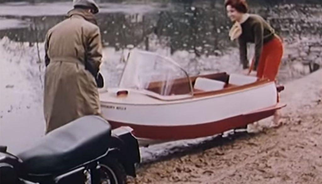boat sidecar