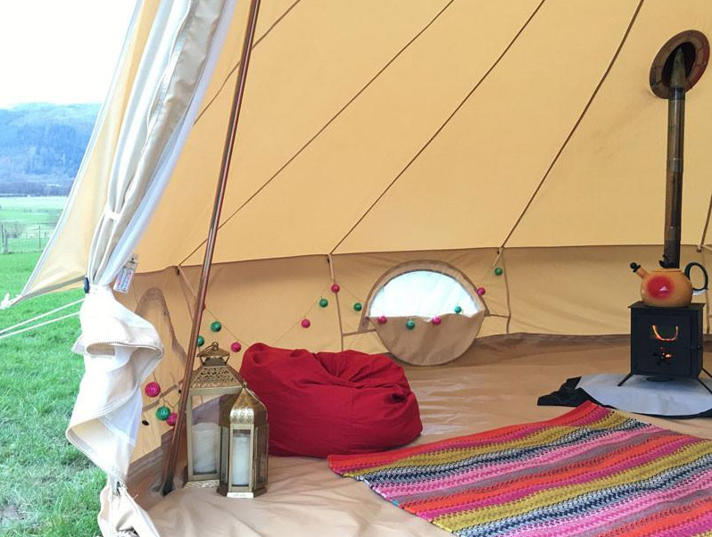 Glawning campervan awnings – The Glamping Post